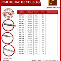 Promo Cartridge Heater 12