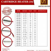 Promo Cartridge Heater 14
