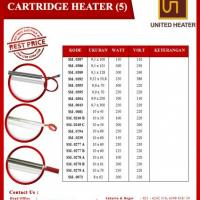 Promo Cartridge Heater 5