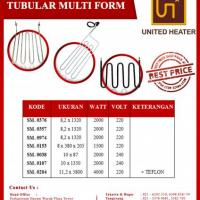 Promo Tubular Multi Form