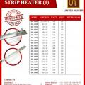 Promo Strip Heater