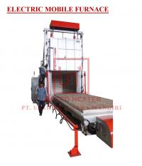 Electric Mobile Furnace