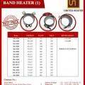 Promo Band Heater