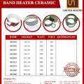 Promo Band Heater Ceramc